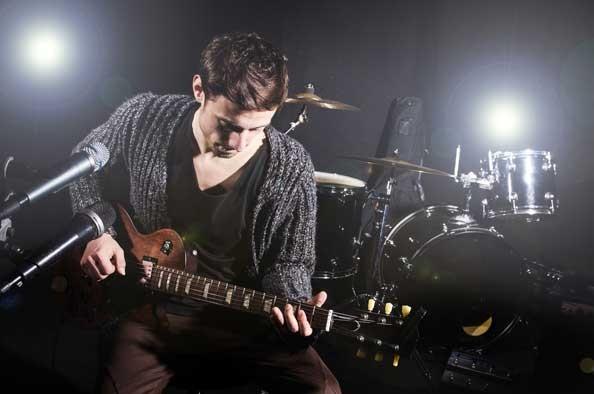 guitariste-concert